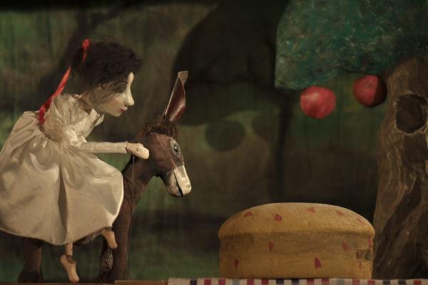Il miracolo della mula (trailer)